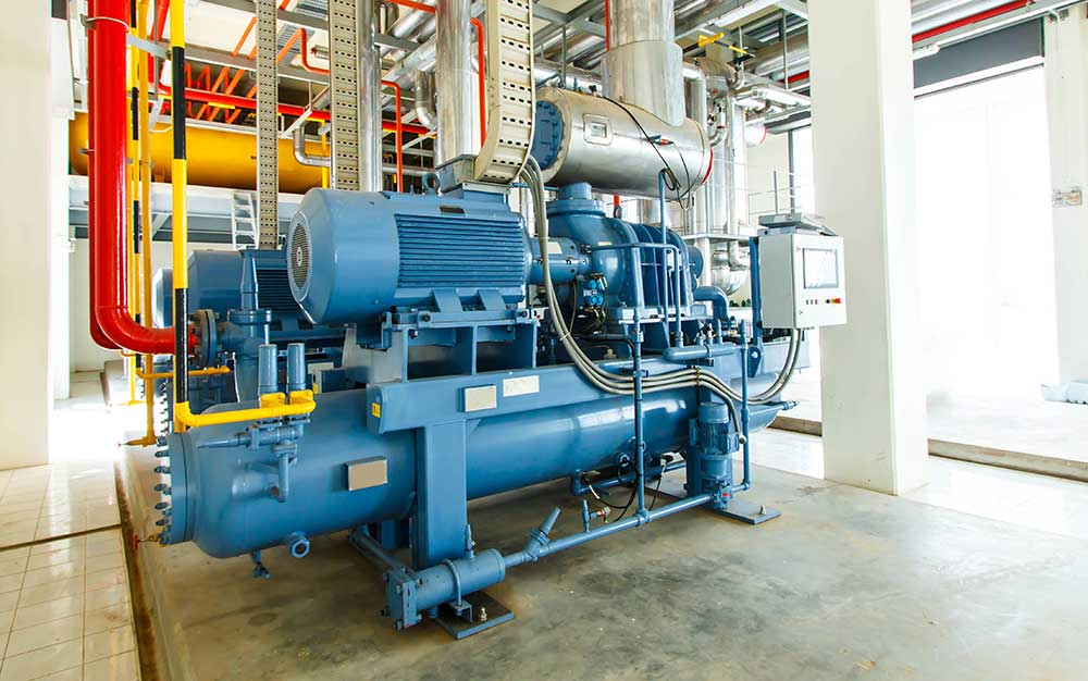 industrial refrigeration service